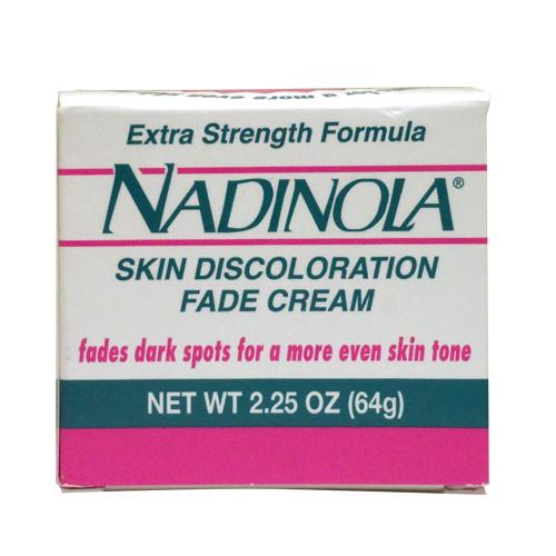 ナディノラ スキンディスカラレーション フェイドクリーム エクストラストレングス(ハイドロキノン3%配合クリーム) 64g