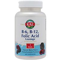 维生素B B12&叶酸含片(高半胱氨酸破坏者)[保健食品/健康保健食品/保健食品/维生素/叶酸/营养补助/营养补助食品/美国/tokochi/sapurinkusu]
