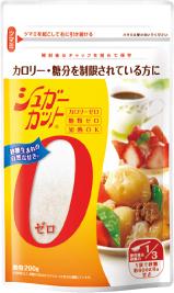 カロリーゼロのダイエット甘味料。ダイエット、カロリーコントロールに。浅田飴シュガーカットゼロ顆粒 200g×12個セット(旧商品名 エリスリム)