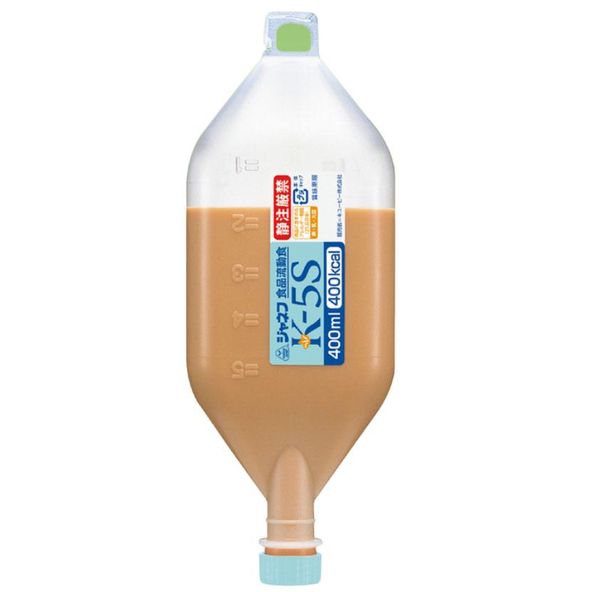 人気の製品 キューピー株式会社 ジャネフ 食品流動食 K-5S 400ml×18本入 超人気 専門店 栄養補給食 商品発送まで6-10日間程度かかります