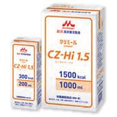送料無料 激安 お買い得 キ゛フト クリニコCZ-Hi1.5 1000 お買得 1000ml×6パック 発送までに7~10日かかります ご注文後のキャンセルは出来ません