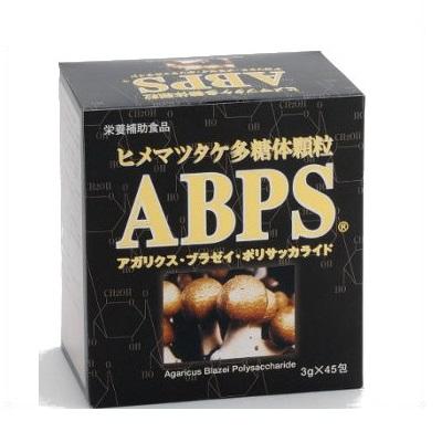 日本食菌工業 ヒメマツタケ多糖体顆粒 ABPS 45包(約22~45日分)