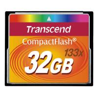 トランセンド TS32GCF133 コンパクトフラッシュ(133倍速) 32GB