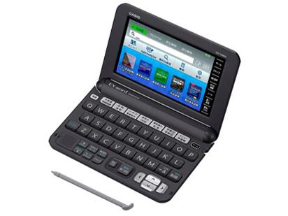 カシオ エクスワード XD-Y9800BK (ブラック)