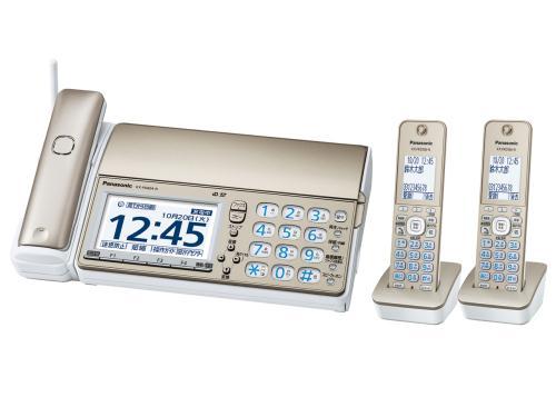 パナソニック おたっくす KX-PD604DW-N (シャンパンゴールド)