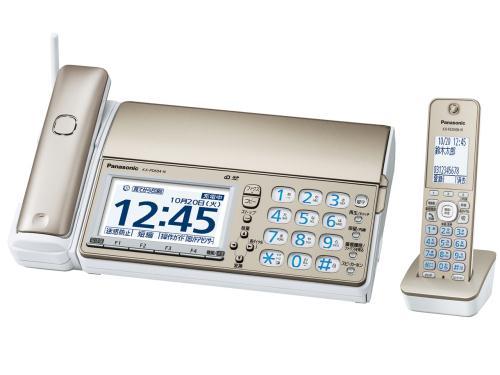 パナソニック おたっくす KX-PD604DL-N (シャンパンゴールド)