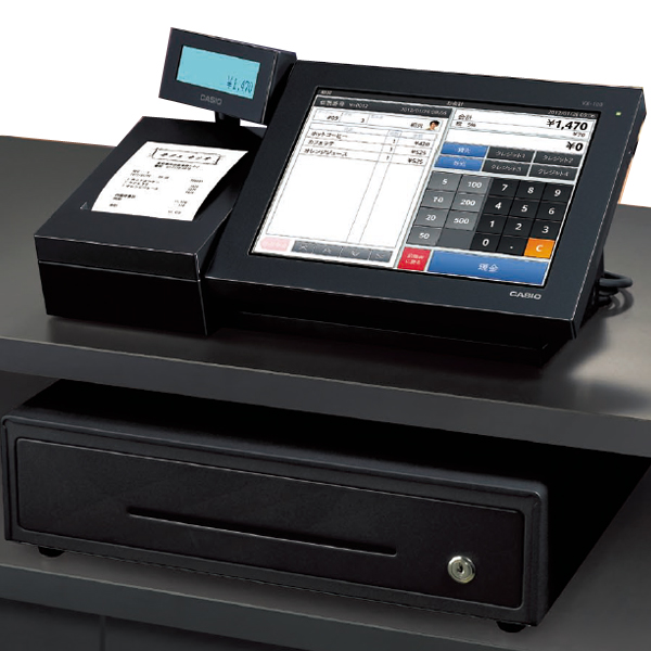 カシオ計算機VX-100店舗支援端末レジスター (M201703)