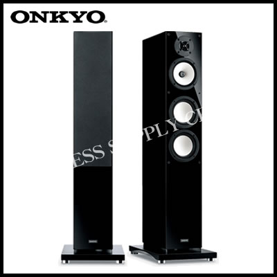 【送料無料】【新生活応援】ONKYO(オンキョー) 3ウェイ・スピーカーシステム(1台) D-509E【201502】