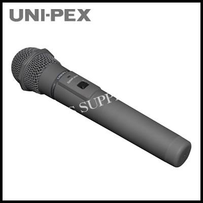 ユニペックス 800MHz帯ワイヤレスマイクロホン WM-8400 (M201703)