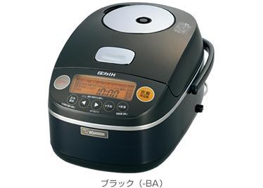 【新生活応援】象印NP-BU10-BA 圧力IH炊飯ジャー 極め炊き(5.5合炊き)炊飯器【201502】