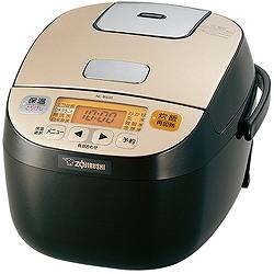 【新生活応援】象印NL-BS05-XB マイコン炊飯ジャー「極め炊き」(3合)炊飯器【201502】