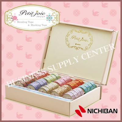 【送料無料】ニチバン Petit joie(プチジョア) メンディングテープセット PJ12706S