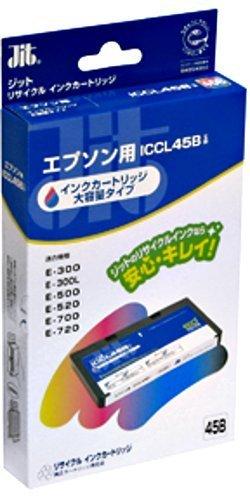 ジット JITインク ICCL45B対応 JIT-ECL45B 00721775【まとめ買い3個セット】