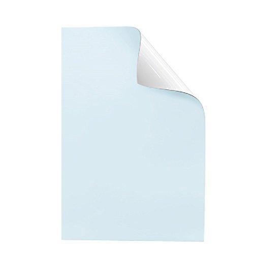 マグエックス 吸着ホワイトボードシート(大)ブルー MKS-6090B 00023156【まとめ買い3枚セット】