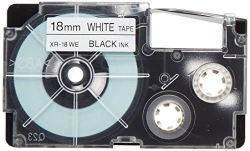 カシオ ネームランドエコテープ(5個入) XR-18WE-5P-E 00021507 【まとめ買い3セット】