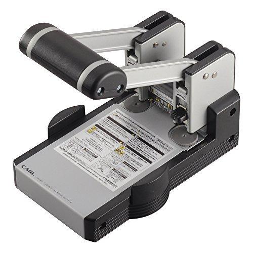 カール事務器 強力パンチ HD-410N 本体 HD-410N 00001199 【まとめ買い3台セット】