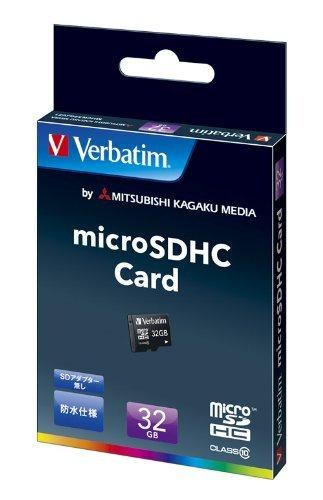 バーベイタム MHCN32GJVZ1 00016579【まとめ買い3枚セット】 三菱化学メディア マイクロSDHCメモリー