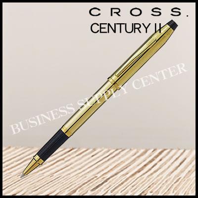 【送料無料】CROSS(クロス) セレクチップローラーボール CENTURY2(センチュリー2) 10金張 4504