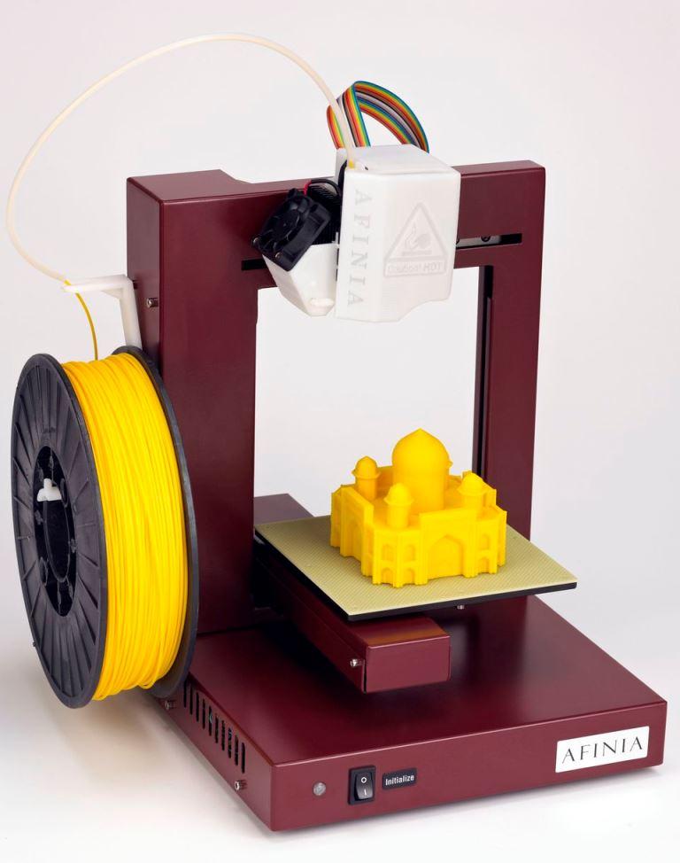 【代引き不可】マイクロボードテクノロジーAFINIA H479 3Dプリンター【本体のみ】