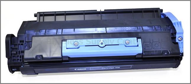 キャノン カートリッジ406 リサイクルトナーカートリッジ 2本セット