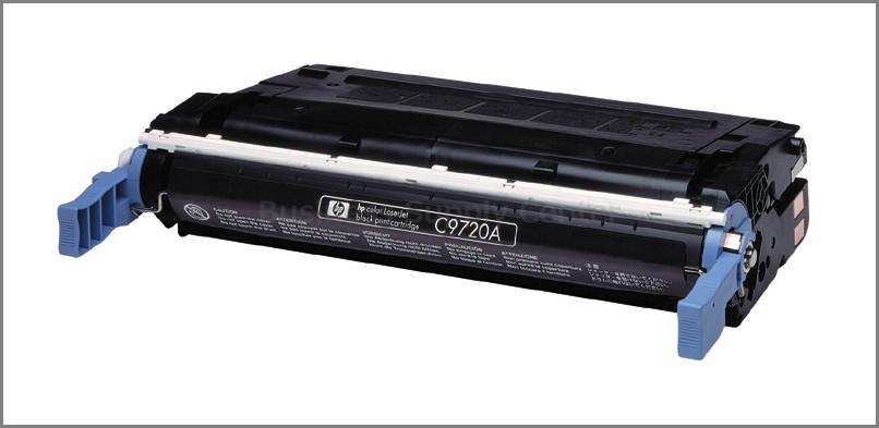 HP ColorLaserJet4650 対応 リサイクルトナー ( ブラック / 黒 ) C9720A