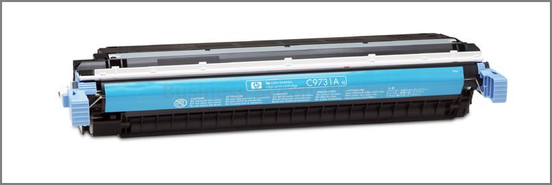 HP ColorLaserJet5500 対応 リサイクルトナー ( シアン ) C9731A