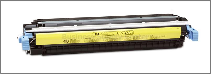 HP ColorLaserJet5500 対応 リサイクルトナー ( イエロー ) C9732A