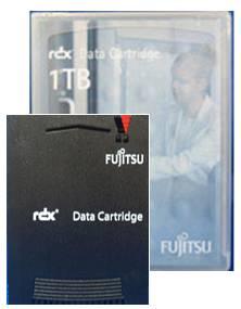 富士通 データカートリッジRDX 1TB (0162170)