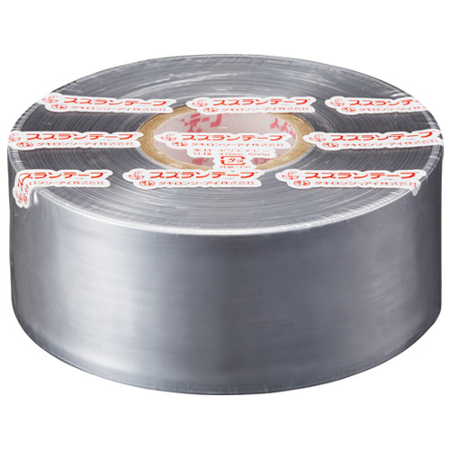 タキロンシーアイ スズランテープ 送料0円 24203102 銀 2020新作 470m