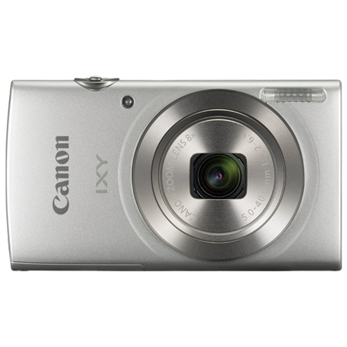Canon デジタルカメラ IXY200 シルバー