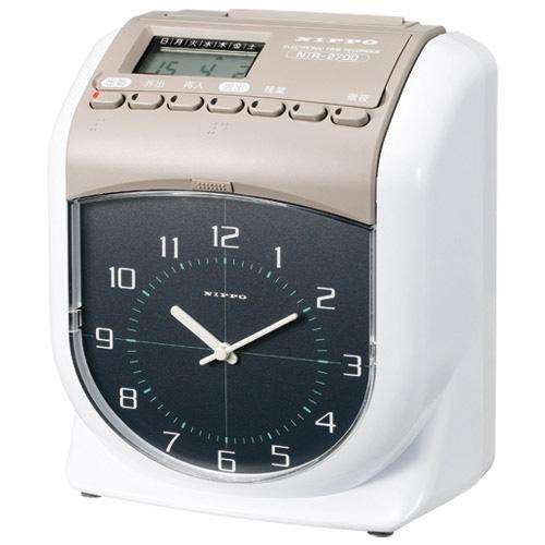 ニッポー タイムレコーダー NTR-2700