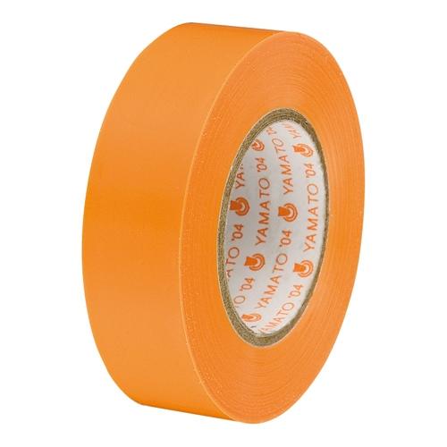 ヤマト 商品追加値下げ在庫復活 ビニールテープ NO200-19 新作送料無料 19mm 橙 10m