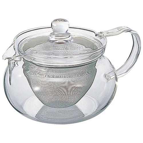 ハリオ 100%品質保証! 直営限定アウトレット 茶々急須450ml CHJMN-45T