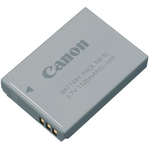 Canon 数量限定 ギフト プレゼント ご褒美 デジタルカメラ用充電式バッテリNB-5LNB-5L