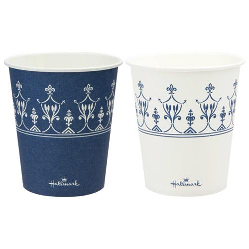 HMクラシックブルーカップ205ml 100個*25