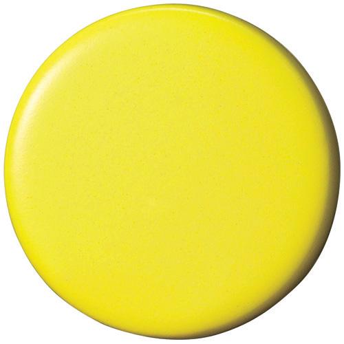 スマートバリュー 両面強力カラーマグネット B271J-Y 商品 格安激安 30mm黄