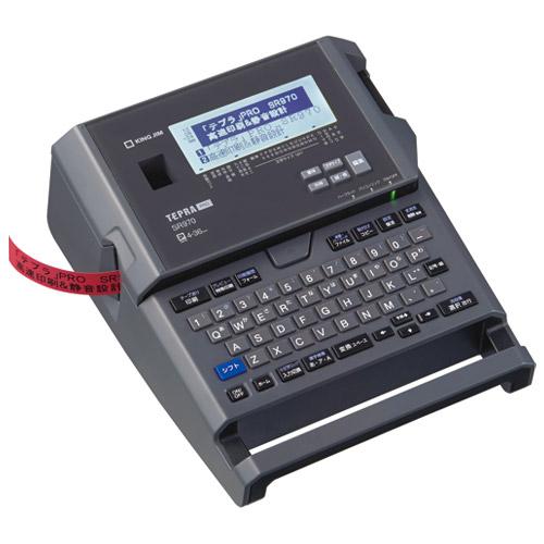 テプラ ラベルライター テプラPRO SR970