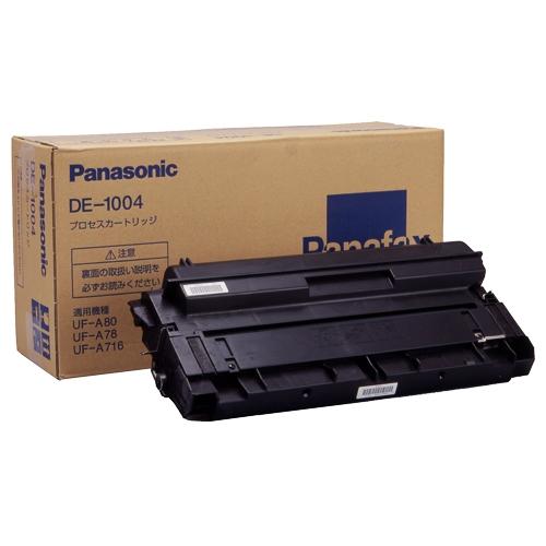 パナソニック FAXトナーカートリッジ DE1004