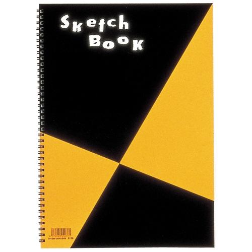 マルマン(文具) マルマン(文具) スケッチブック S120 B4 画用紙 並口