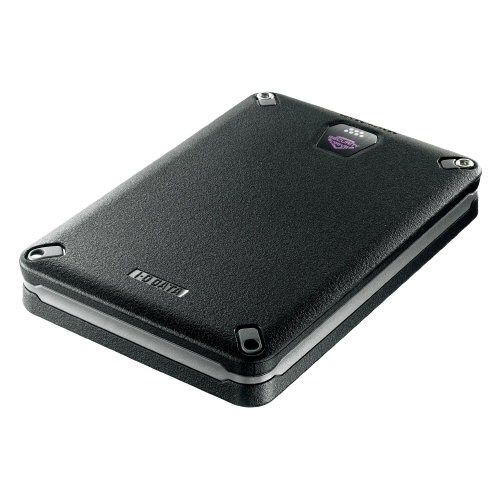 I・O DATA ポータブルHDD 500GB HDPD-SUTB500