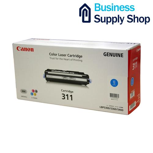 Canon トナーカートリッジ CRG-311CYN シアン