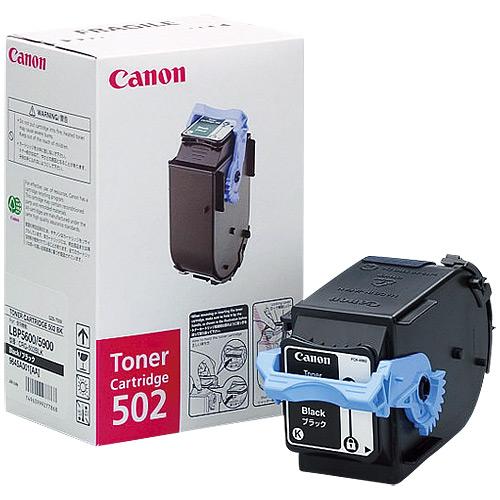 Canon トナーカートリッジ CRG-502BLK ブラック
