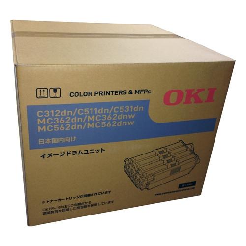 OKI ドラムカートリッジ ID-C4MA