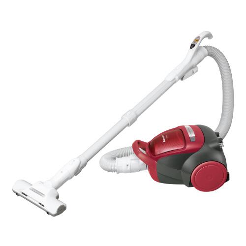 Panasonic サイクロン式掃除機 MC-SK17A-R【cleaning】