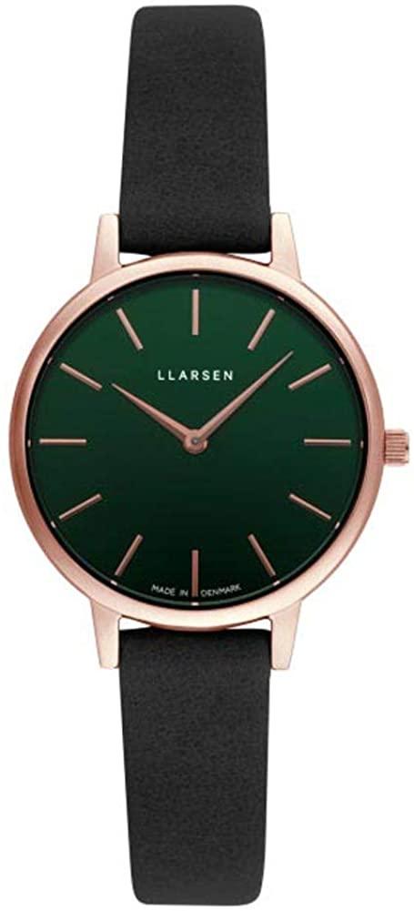 [宅送] LLARSEN エルラーセン 腕時計 グリーン LL146RFBLL, 天城町 e5861341
