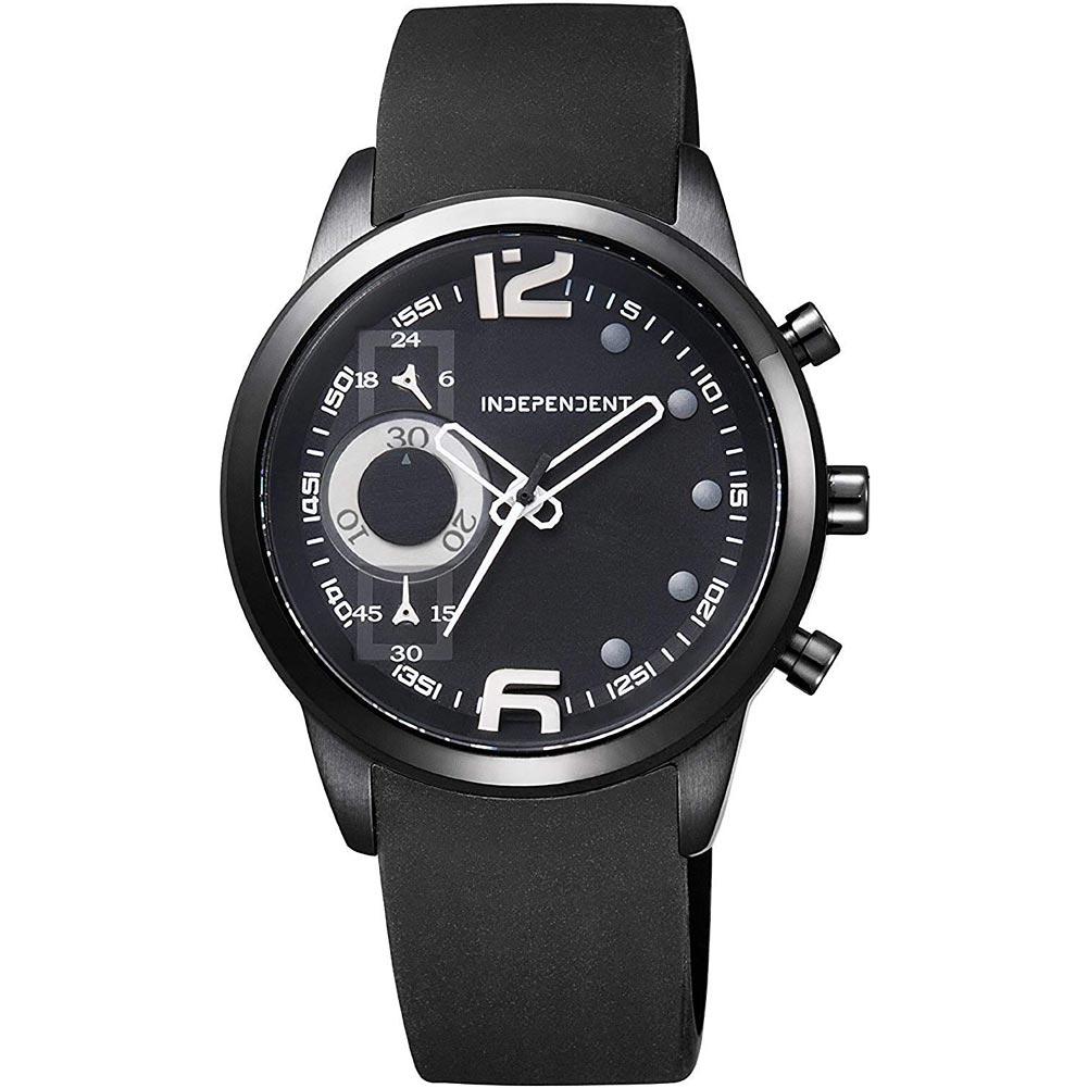 インディペンデント INDEPENDENT 腕時計 クロノグラフ 腕時計 ユニセックス BR3-041-50 新品