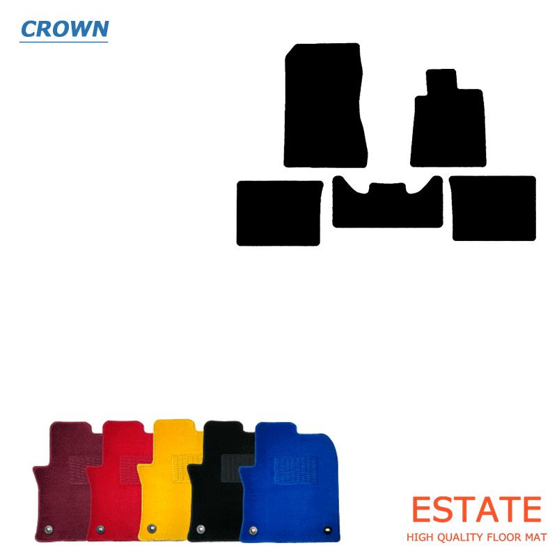 トヨタ クラウン BEYOND 220系 フロアマット CROWN ファッショナブルシリーズ
