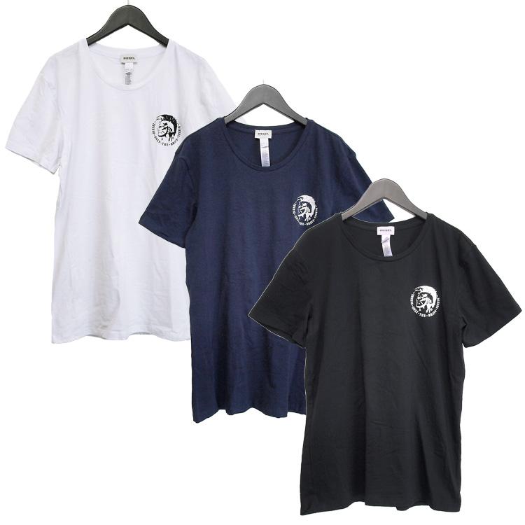 ディーゼル DIESEL Tシャツ 3枚セット クルーネック ブレイブマンロゴ SJ5L-0TANL UMTEE-RANDAL-02