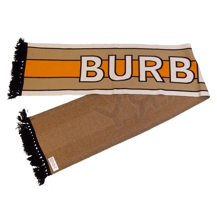 バーバリー BURBERRY マフラー メンズ 8019589-A7409_WARM_CAMEL【SPRING SALE】