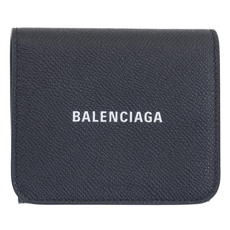 バレンシアガ BALENCIAGA サイフ 三つ折り財布 ミニ財布 593808-0OTVM-1090【SPRING SALE】
